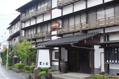 鳥取の温泉宿 岩井温泉 岩井屋
