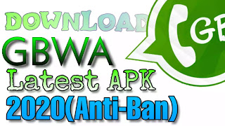 GB WhatsApp 2020 Download