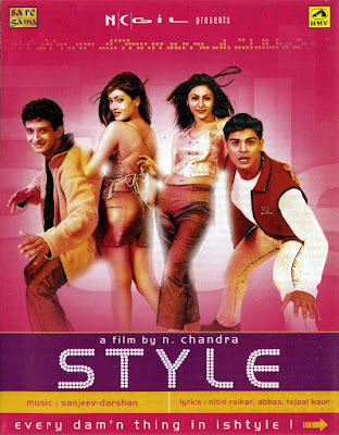 Style (2001) Hindi 720p WEBRip – 1.6GB