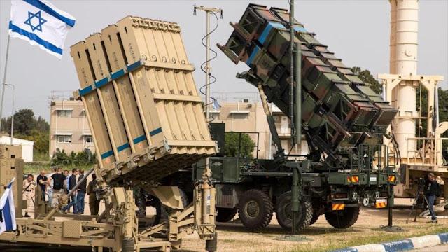 EEUU destina $ 500 millones para el programa de misiles de Israel