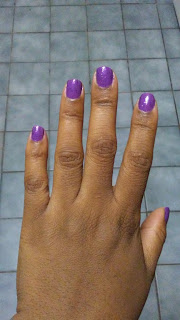 purple nails, purple nailpolish