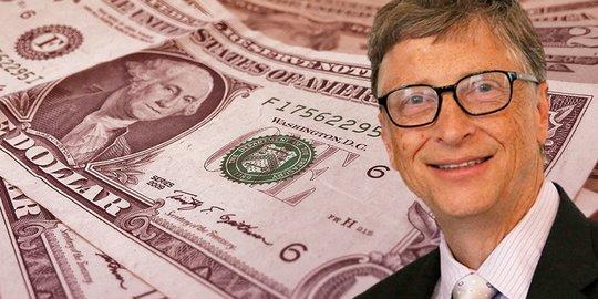 Daftar Orang Terkaya Dunia yang Kekayaannya Turun