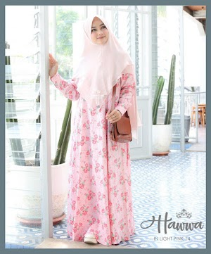 Hawwa Dress Pink