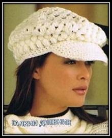 vyazaniekryuchkom kepkakryuchkom shemaiopisanie knitting 針織 针织 編み物 (35)