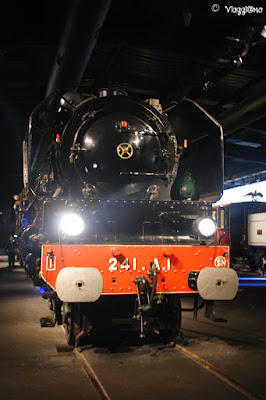 Locomotiva esposta al Museo Ferroviario di Mulhouse