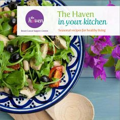 The Haven in your kitchen cookbook