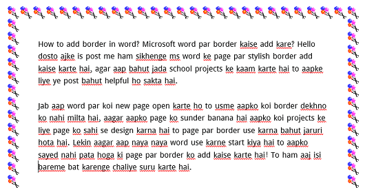 how-to-add-border-in-word