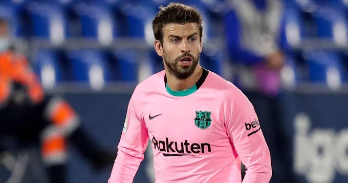 Barcelona defender Gerard Pique shows true leadership spirit as he agrees to give away half of his salary