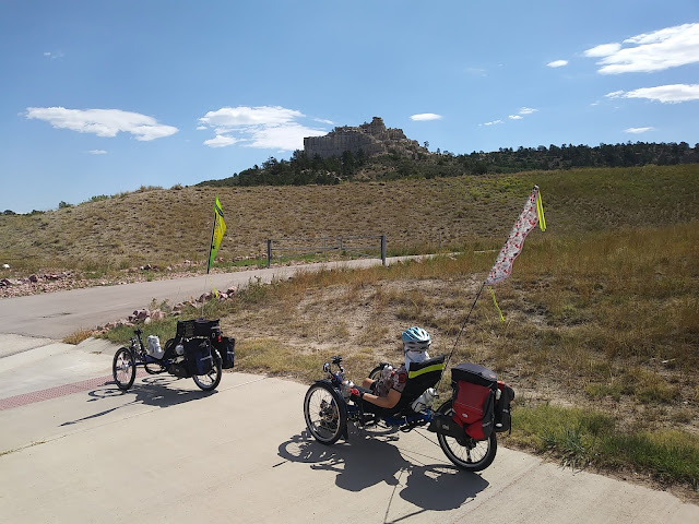 Nevada Ave/Frontage Road Trail at Pulpit Rock Park!