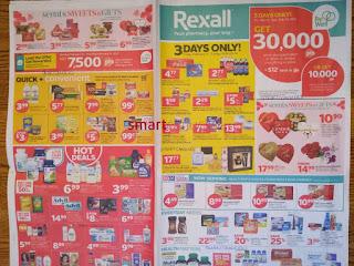 Rexall Flyer Week long savings valid March 5 - 11, 2021