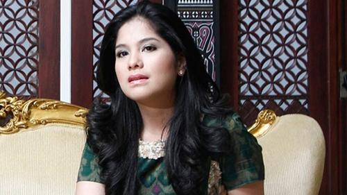 Annisa Pohan 'Tampar' Balik Buzzer: Kalau Nggak Bisa Bahasa Inggris Belajar Sama Anak Saya