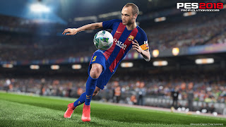 PES 2018 HD Wallpaper