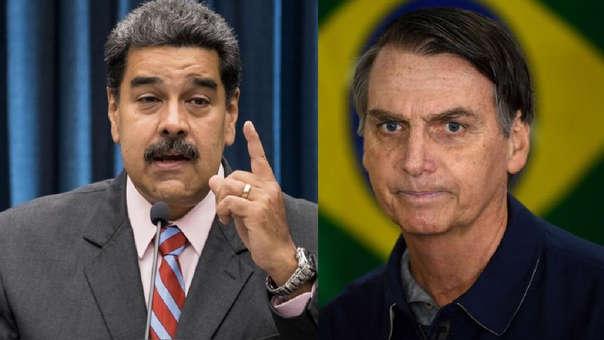 "EE.UU. ""promueve guerra entre Brasil y Venezuela"""