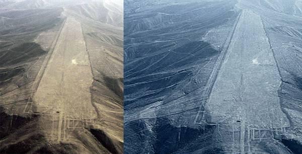 Uno de los misterios más grandes del mundo. ¿Qué pasó con las cimas de las montañas en Nasca, Perú?