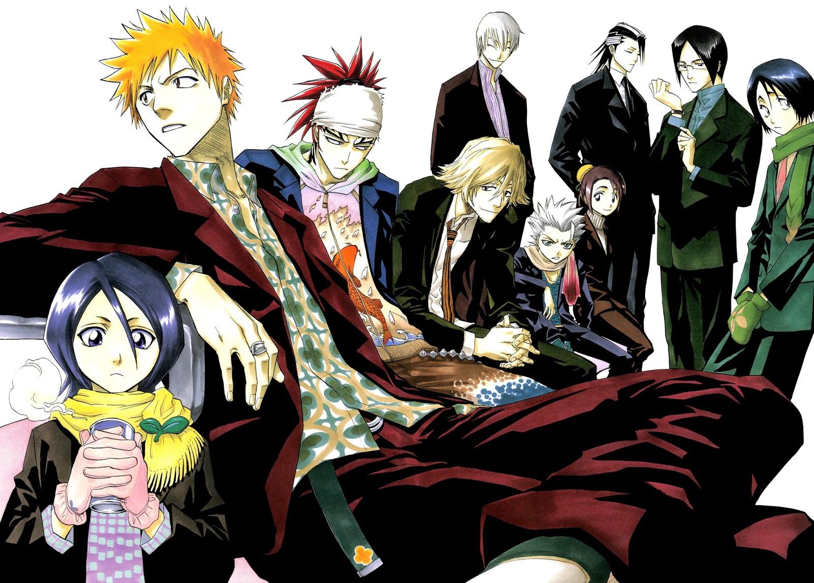 Bleachs New Endings Animeloper