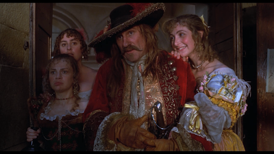 movie The Man in the Iron Mask - Gerard Depardieu as Porthos