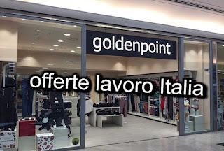 adessolavoro.com - Goldenpoint offerte lavoro Italia