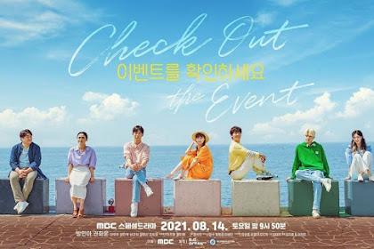 DRAMA KOREA CHECK OUT THE EVENT EPISODE 4, SUBTITLE INDONESIA