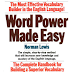 English Vocabulary: Word Power Made Easy PDF