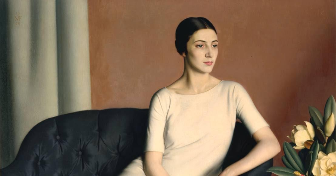20th Century Famous Portrait Paintings
