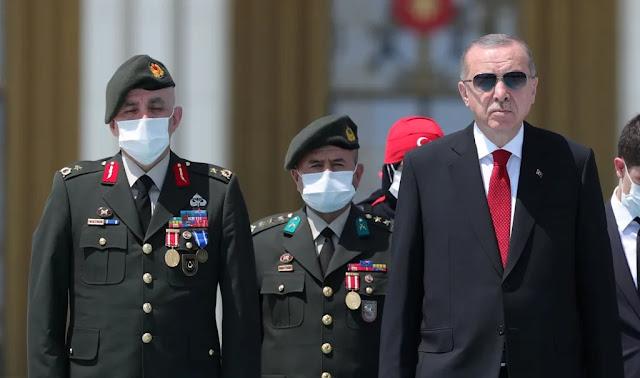 «Ελέφαντας στο δωμάτιο» για το ΝΑΤΟ η τουρκική επιθετικότητα