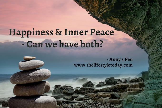 Happiness and Inner Peace - Can we have both?
