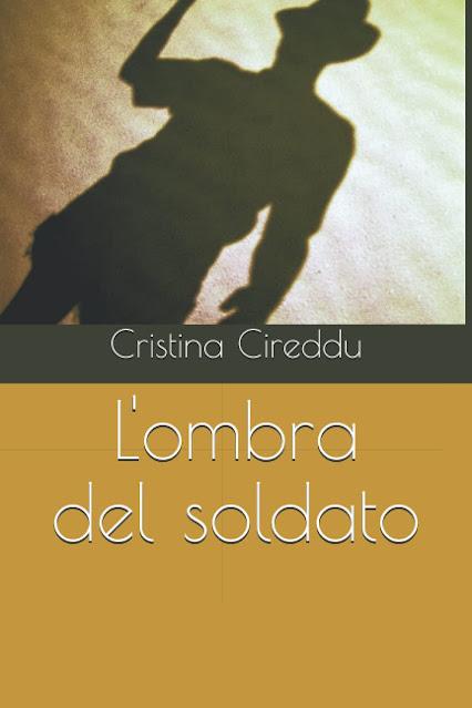 Copertina romanzo L'ombra del soldato