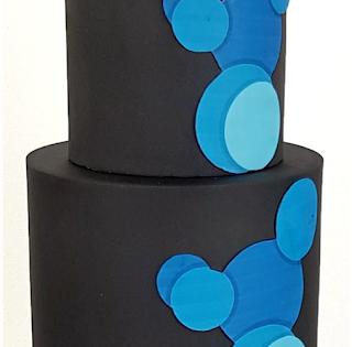 Inspiré par Michael Ryan Andolsek - Djamila Tahar de DT Cakes