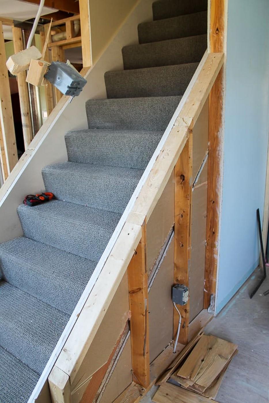 Tough Inspiration of Staircase Decor Idea