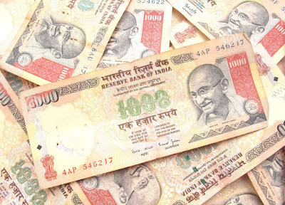 Currency Change in India