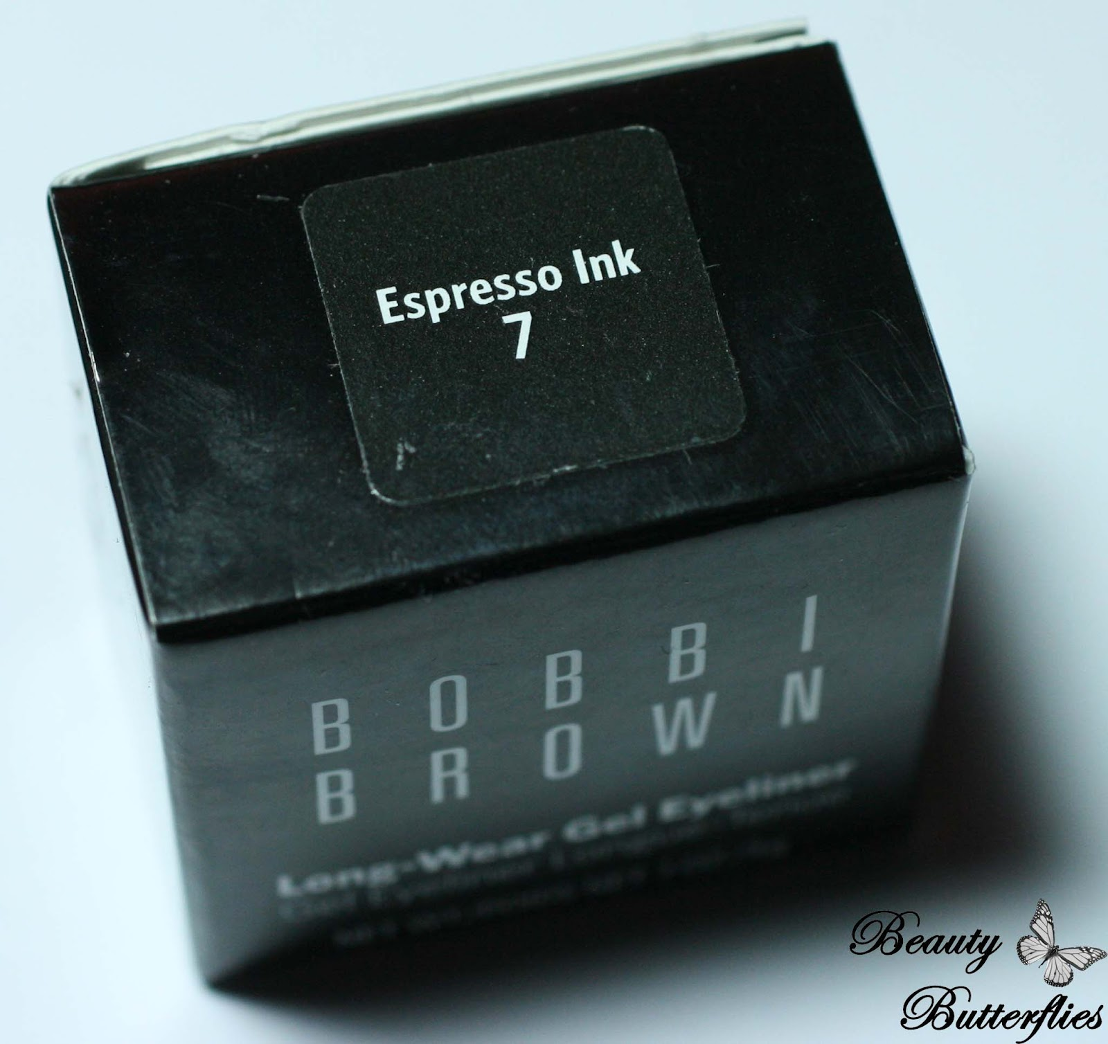 Review Bobbi Brown Long Wear Gel Eyeliner Espresso Ink