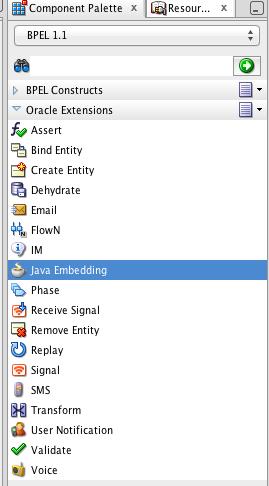 Nostra Technology: BPEL Dynamic URL menggunakan Java Embeding