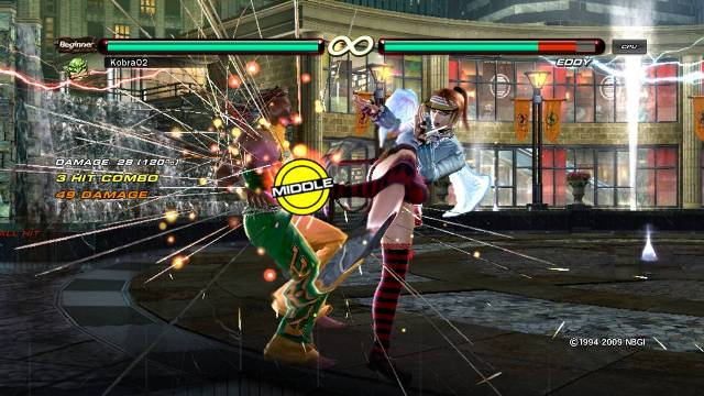 Tekken 6 PC Games Gameplay