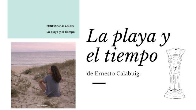 playa tiempo Ernesto Calabuig relatos