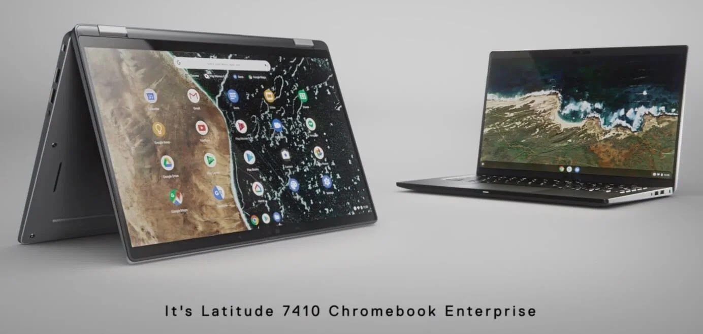 Dell Launches All-New Latitude 7410 Chromebook Enterprise Apt for Remote Work; Price Starts at Php81,500