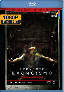 Proyecto Exorcismo (The Cleansing Hour) (2019) [1080p BRrip] [Latino-Inglés] [LaPipiotaHD]