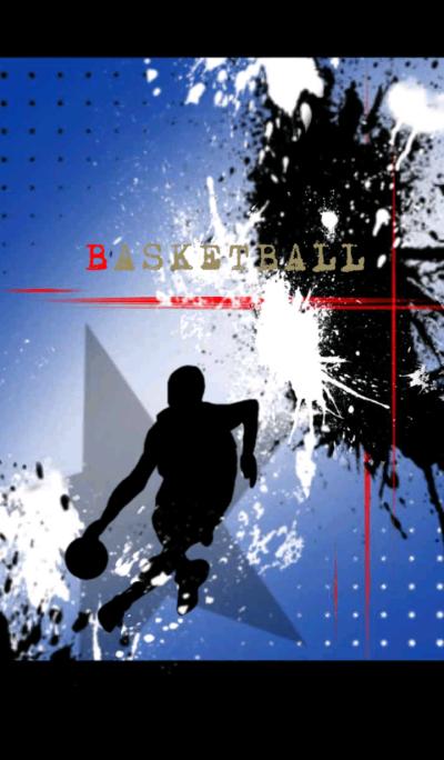 Splash Basketball Blue Ver.