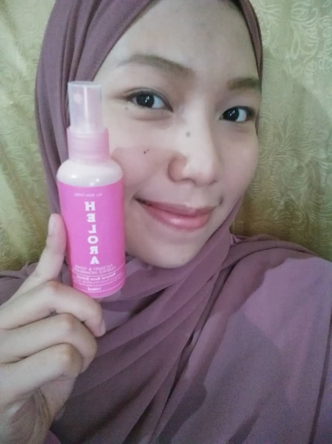 REVIEW HELORA FACEMIST DAN TONER ESSENCE