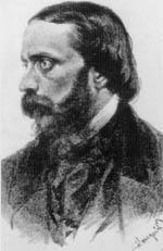 Gorini embalmed the body of the novelist Giuseppe Rovani