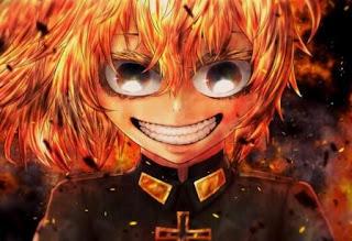 Anime Youjo Senki, sinopsis Anime Youjo Senki, jalan cerita Anime Youjo Senki, tokoh utama Anime Youjo Senki, genres Anime Youjo Senki, tahun rilis Anime Youjo Senki, anime oeverpower magic, anime overpower militer