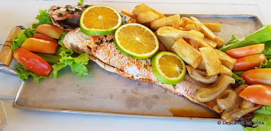 Restaurante Barramares Praia de Cotovelo