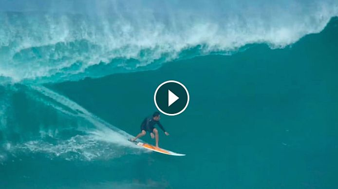 Pipeline Step-offs with Jamie O brien