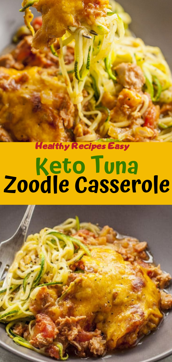 Healthy Recipes Easy | Kеtо Tuna Zoodle Casserole, Healthy Recipes For Weight Loss, Healthy Recipes Easy, Healthy Recipes Dinner, Healthy Recipes Pasta, Healthy Recipes On A Budget, Healthy Recipes Breakfast, Healthy Recipes For Picky Eaters, Healthy Recipes Desserts, Healthy Recipes Clean, Healthy Recipes Snacks, Healthy Recipes Low Carb, Healthy Recipes Meal Prep, Healthy Recipes Vegetarian, Healthy Recipes Lunch, Healthy Recipes For Kids, Healthy Recipes Crock Pot, Healthy Recipes Videos, Healthy Recipes Weightloss, Healthy Recipes Chicken, Healthy Recipes Heart, Healthy Recipes For One, Healthy Recipes For Diabetics, Healthy Recipes Smoothies, Healthy Recipes For Two, Healthy Recipes Simple, Healthy Recipes For Teens, Healthy Recipes Protein, Healthy Recipes Vegan, Healthy Recipes For Family, Healthy Recipes Salad, Healthy Recipes Cheap, Healthy Recipes Shrimp, Healthy Recipes Paleo, Healthy Recipes Delicious, Healthy Recipes Gluten Free, Healthy Recipes Keto, Healthy Recipes Soup, Healthy Recipes Beef, Healthy Recipes Fish, Healthy Recipes Quick, Healthy Recipes For College Students, Healthy Recipes Slow Cooker, Healthy Recipes With Calories, Healthy Recipes For Pregnancy, Healthy Recipes For 2, Healthy Recipes Wraps, #healthyrecipes #recipes #food #appetizers #dinner #keto #tuna #zoodle #casserole