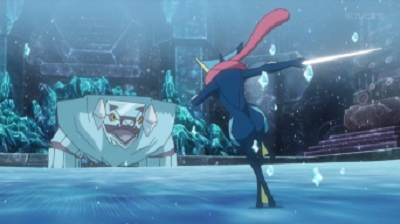 Pokemon Capitulo 27 Temporada 19 Un Campo De Batalla Helado