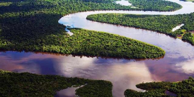 Punya Ribuan Fenomena Mistis, Apakah Keberadaan Sungai Amazon Tertulis Dalam Al Qur'an