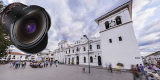 Crear fotos 360 para facebook