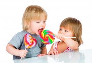 Alimentación niños déficit atención