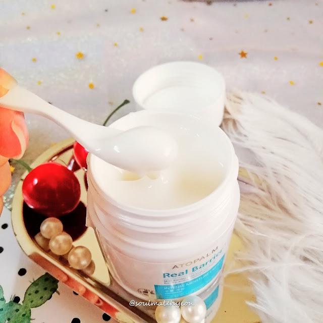 Review; Atopalm Real Barrier Intense Moisture Cream