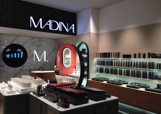 Loja Madina Milano