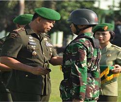 Pendaftaran Calon Tamtama Prajurit Karier Tentara Nasional Indonesia Penerimaan Calon Tamtama Tentara Nasional Indonesia 2019-2020